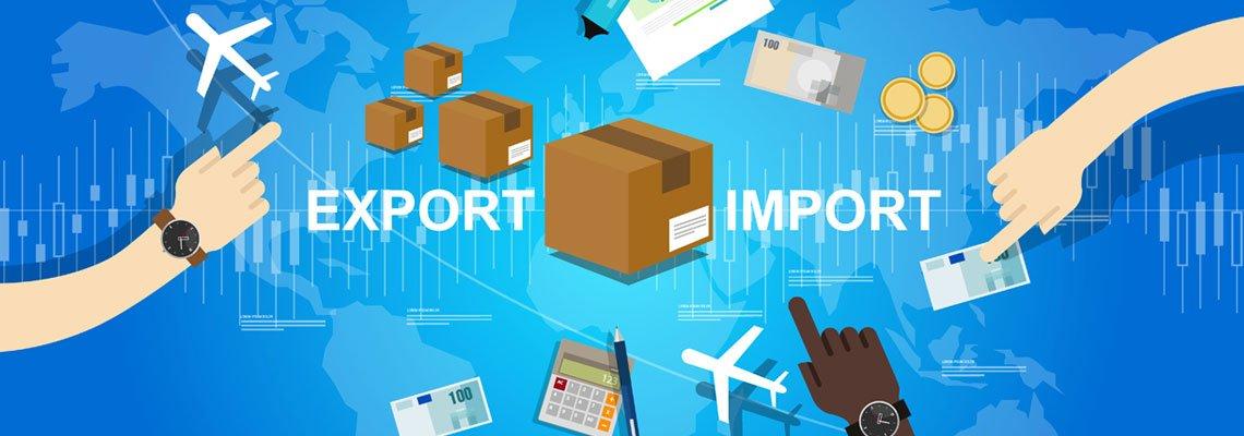 Activités d'import export